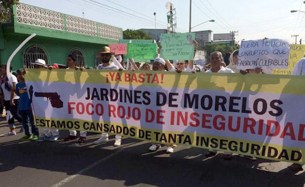 Las ciudades con menor percepción de inseguridad: Mérida, San Pedro Garza García, San Nicolás de los Garza, Saltillo, Los Cabos y Puerto Vallarta.