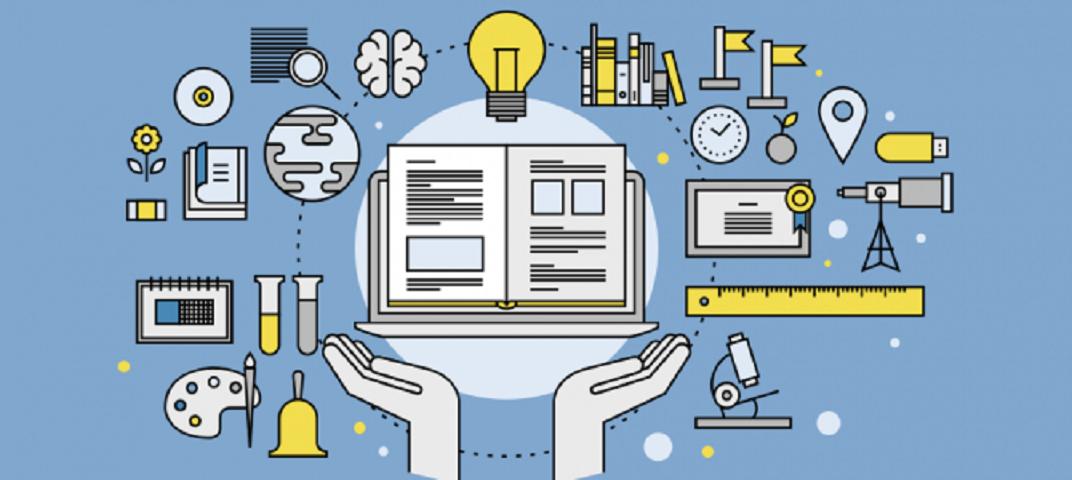 Las instituciones educativas invierten principalmente en hardware y software.