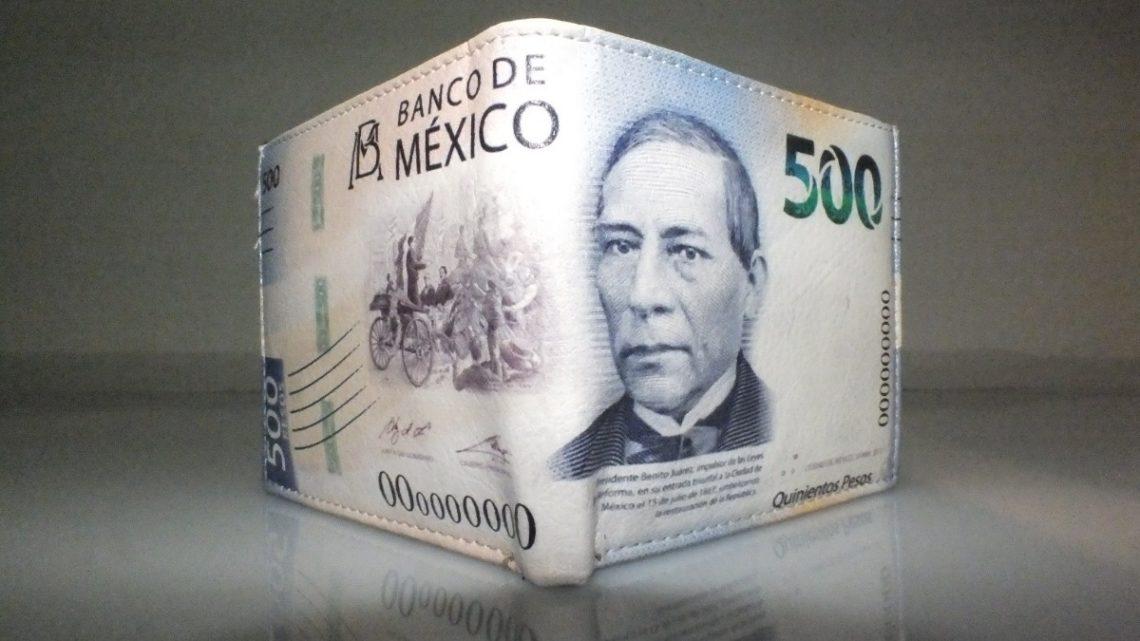NUEVOS BILLETES MEXICANOS, DE LOS MÁS SEGUROS EN EL MUNDO