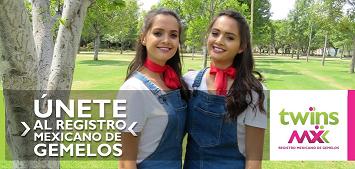 REGISTRO MEXICANO DE GEMELOS