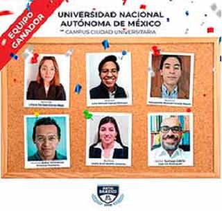 UNIVERSITARIOS GANADORES DEL RETO BANXICO 2020