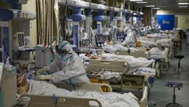 REALIZAN ESTUDIANTES ESTANCIAS EN HOSPITALES Y CENTROS DE SALUD PARA ENFRENTAR EL COVID-19