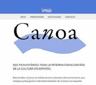 """IMPULSO A """"CANOA""""."""