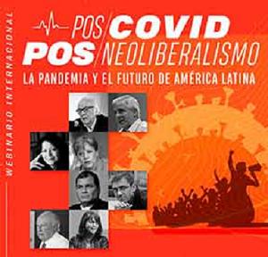 EXPERTOS DE IBEROAMÉRICA ANALIZARÁN EL MUNDO POS-COVID-19
