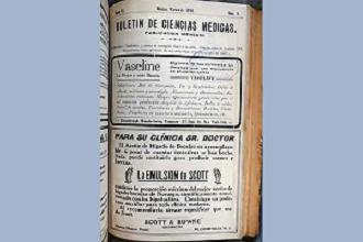 ANALIZA 500 REVISTAS CIENTÍFICAS MEXICANAS DEL SIGLO XX