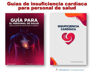 GUÍAS DIGITALES DE INSUFICIENCIA CARDÍACA PARA PERSONAL DE SALUD