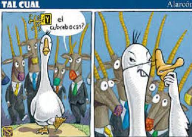 RECOMIENDAN USO PERMANENTE DEL CUBREBOCAS