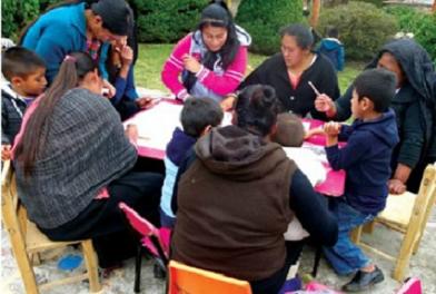 COMPARTEN PROYECTOS EDUCATIVOS EN TERRITORIOS RURALES INDÍGENAS