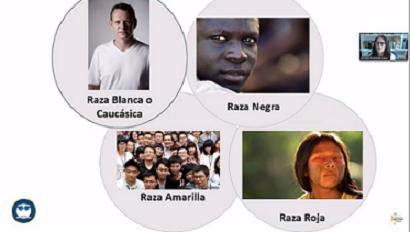 EL RACISMO SE ERRADICA SIN VIOLENCIA