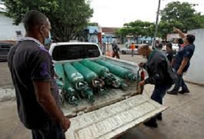 DONACIONES DE LA OPS AL ESTADO DE AMAZONAS Y AL MUNICIPIO DE MANAOS