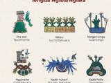 EL CONSEJO DE LA NACIÓN NGIBA / NGIGUA
