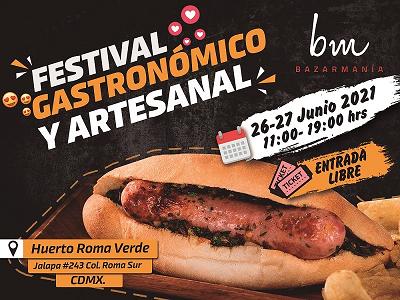 PRIMER FESTIVAL 2021, EN HUERTO ROMA VERDE