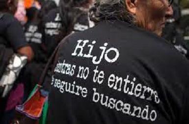 «FORO INTERNACIONAL: AVANCES Y PENDIENTES EN LA AGENDA DE DESAPARICIÓN DE PERSONAS EN MÉXICO»