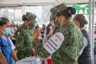 EN MÉXICO, 59% DE LA POBLACIÓN ADULTA CON AL MENOS UNA DOSIS CONTRA COVID-19