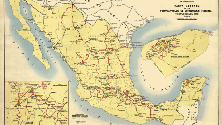 EN DOS SIGLOS, PÉRDIDAS Y GANANCIAS EN EL TERRITORIO, POBLACIÓN Y COMUNICACIONES EN MÉXICO