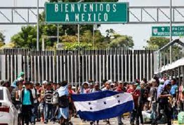 EN LUGAR DE PROTECCIÓN, MÉXICO PRIORIZA CONTENCIÓN DE MIGRANTES