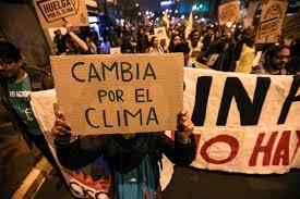 ACTIVISMO CLIMÁTICO CRECE A NIVEL MUNDIAL PERO NO EN MÉXICO